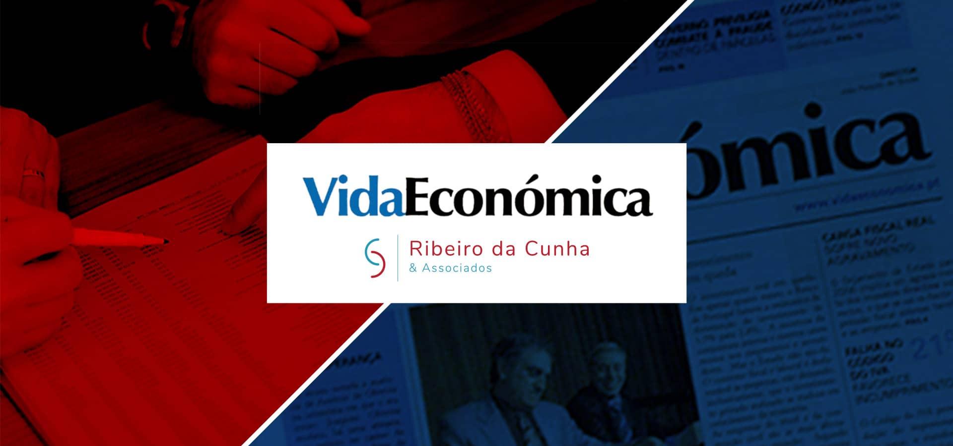 sroc - sociedade de revisores e auditores ribeiro da cunha associados - artigo: parceria vida económica