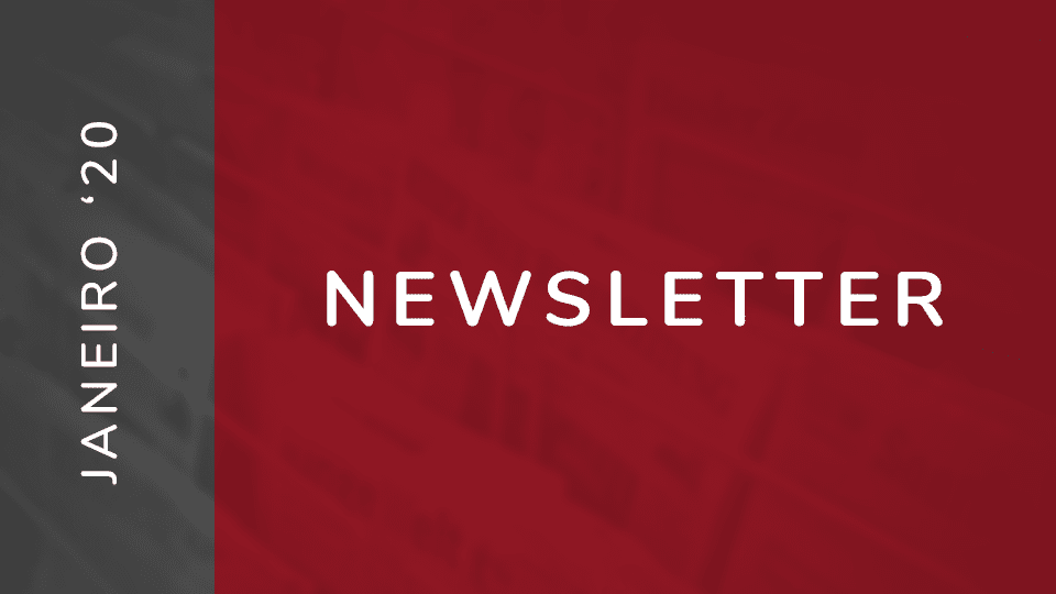 Ribeiro da Cunha & Associados SROC - newsletter janeiro 2020