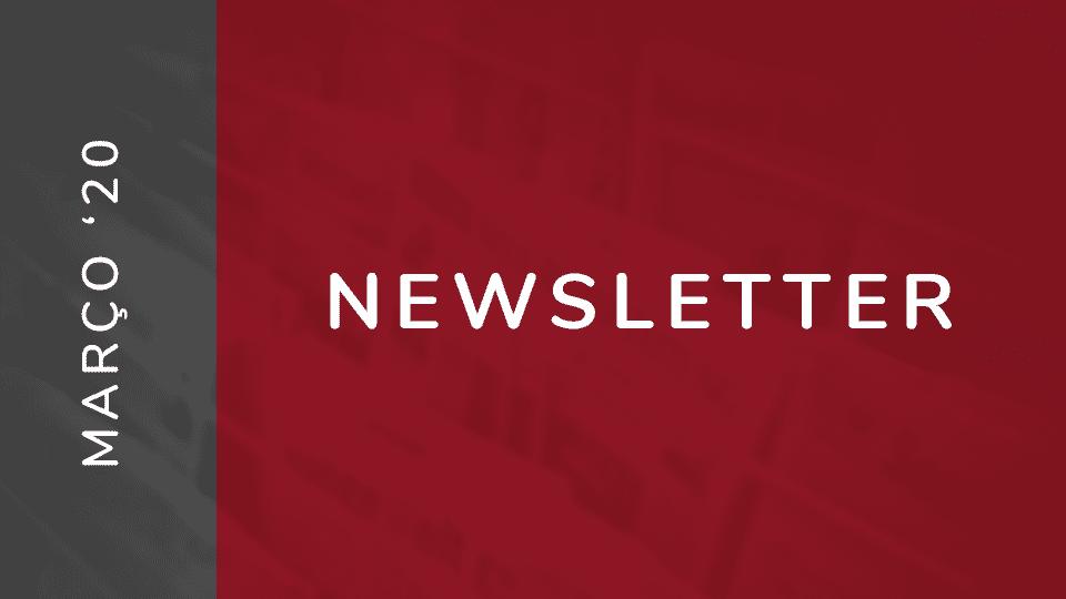 Ribeiro da Cunha & Associados SROC - newsletter Março 2020