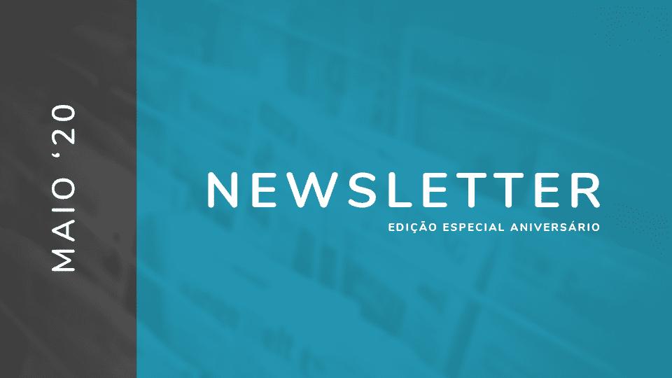 Newsletter, Edição Especial – 2º Aniversário