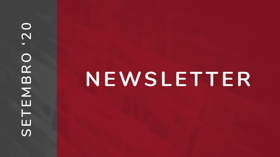 Ribeiro da Cunha & Associados SROC - newsletter Setembro 2020